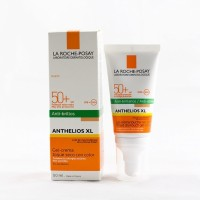 Anthelios XL 50+ gel-crema Anti-brillos con color La Roche-Posay