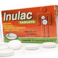 Inulac Tablets Soria Natural