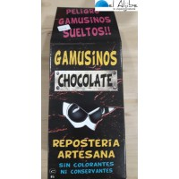 Gamusinos Chocolate
