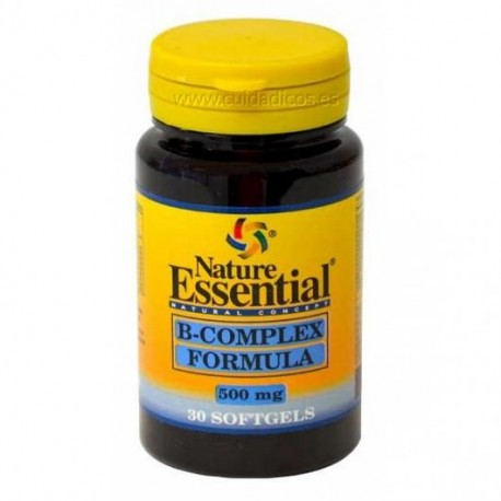 B-Complex Formula Nature Essential
